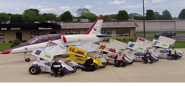 Local Sprint Car Racers