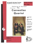 Convention Quartet Flyer