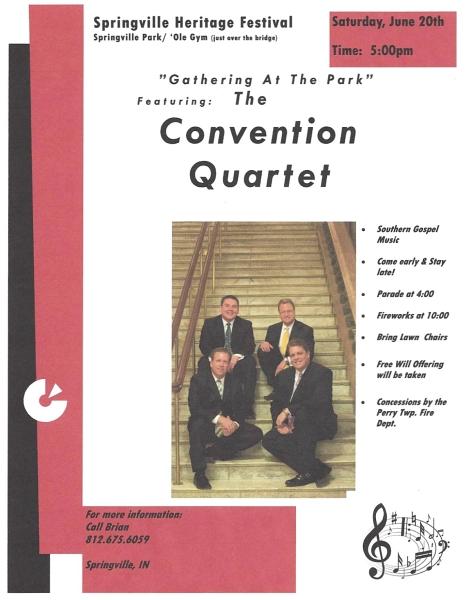 Convention Quartet