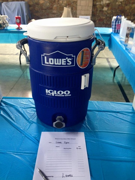 Lowe's Cooler