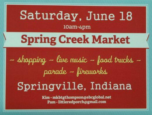 Spring Creek Market