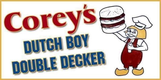 Corey's Dutch Boy Double Decker